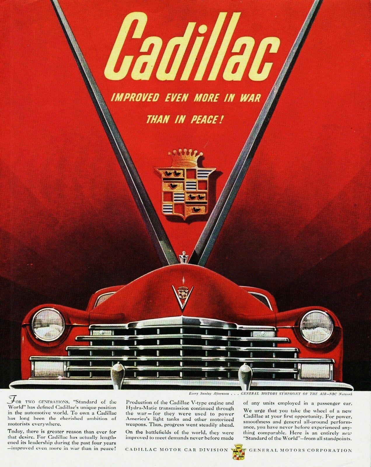 Pin On Vintage Car Ads