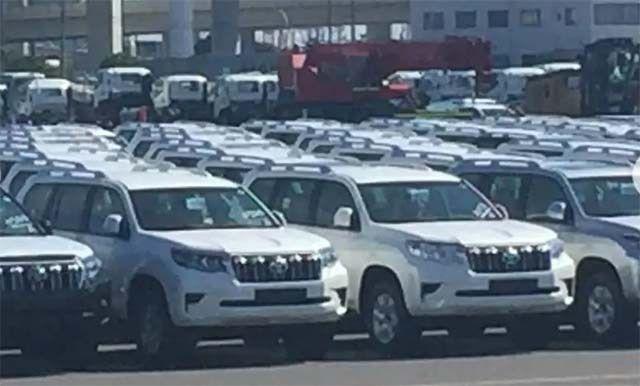 2020 Toyota Land Cruiser Prado Changes Concept Cars Group Pins