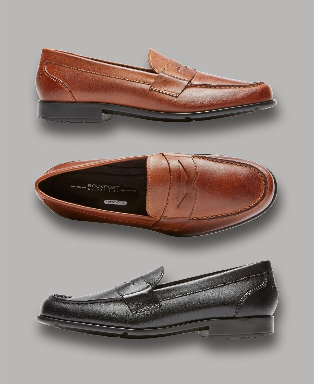 Dress shoes men, Penny loafers, Loafers men