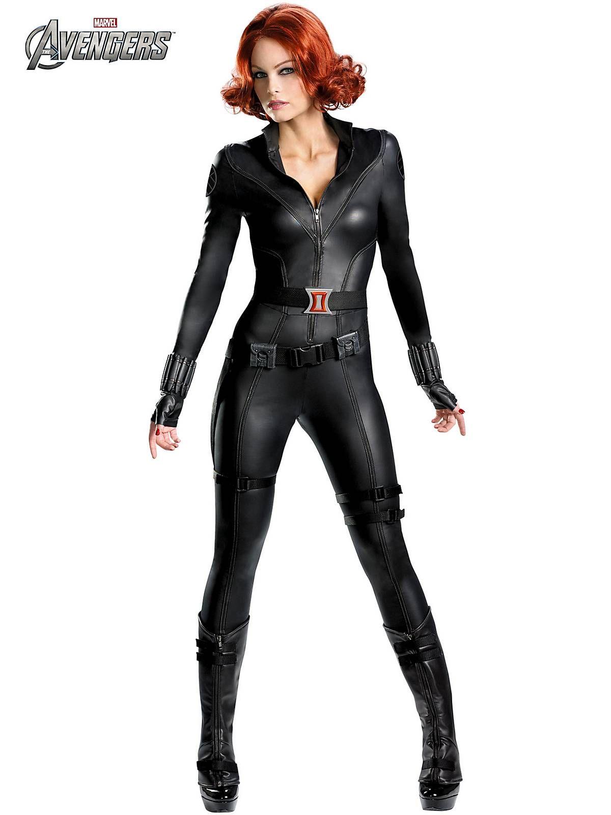 Black Flapper Adult Costume | Black widow costume, Avengers costumes ...