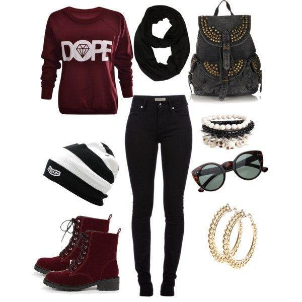 Swag Teenage Girl Outfits