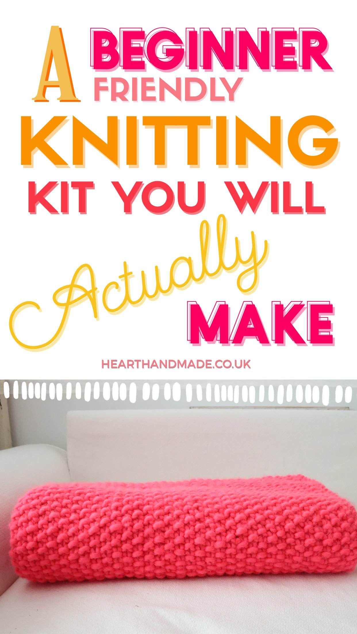 Масштабное вязание — легко |  Обзор комплекта Udon Blanket XXL