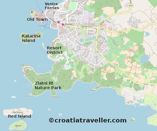 Rovinj, Croatia Hotels, Family Hotel