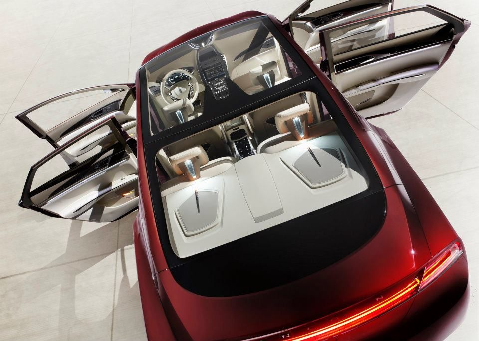 Lincoln MKZ top | Powerful | Pinterest | Cars, Collectible cars ...