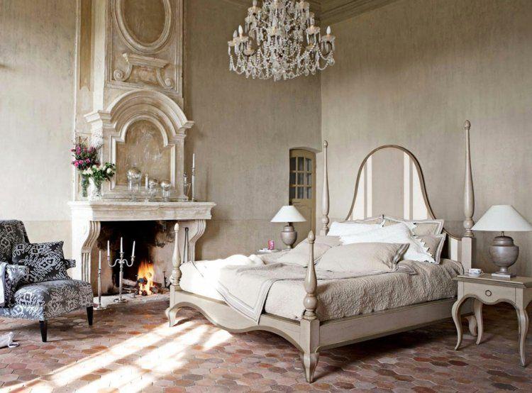 Vintage Schlafzimmer Dekoration Idee 25 Original-Beispiele