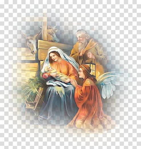 Navidad Catolicismo Belen Giphy Sagrada Familia Resurreccion De Jesus Png Clipart Holy Family Nativity Scene Holy Family Nativity Christmas Nativity Scene