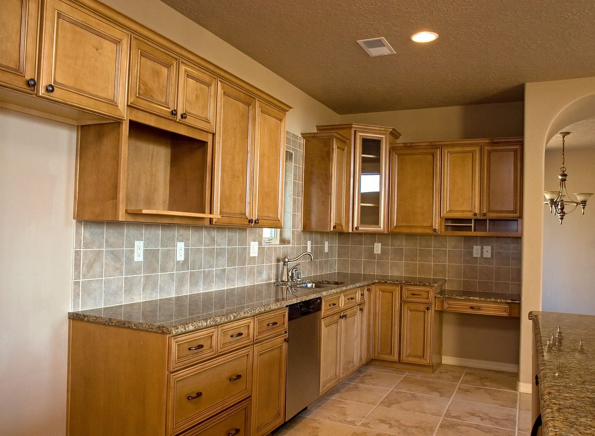 10+ images about kitchen cabinet/tile ideas on pinterest | home