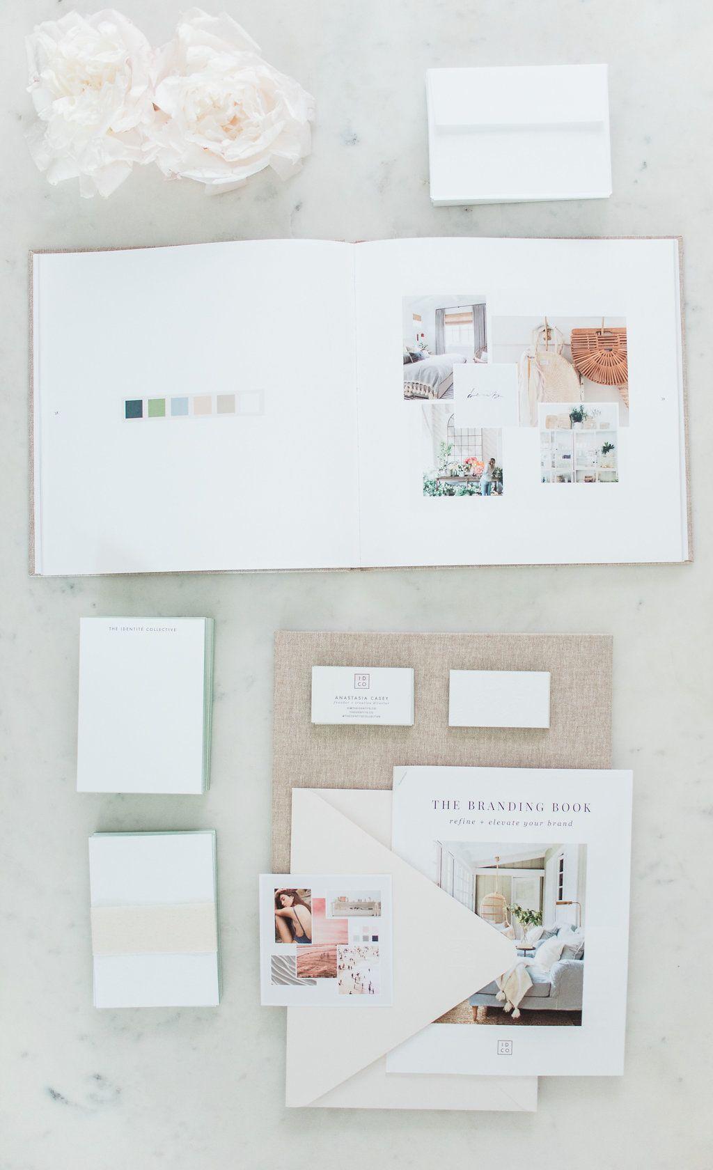 The Identite Collective Branding Web Design And Content Creation For Interior Designers A Creative Small Business Branding Design Graphic Design Inspiration