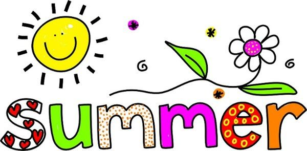 the kids are officially on summer break which means it s time to rh pinterest com free clipart summer fun free clipart summer fun
