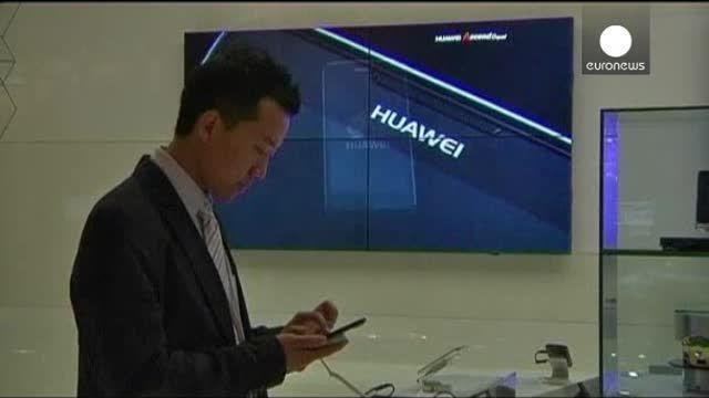 Huawei crece un 19% por ciento en el primer semestre y se afianza como número dos en telecomunicaciones