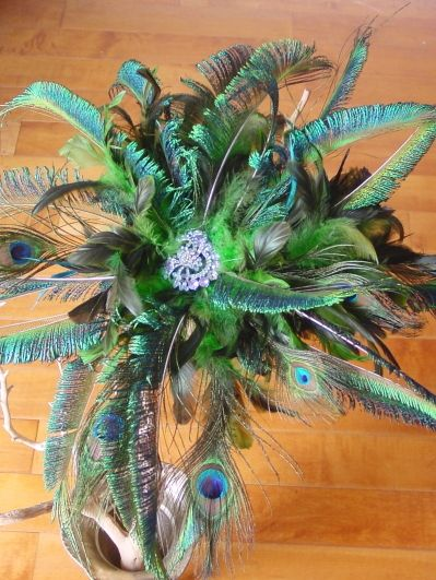 We Have A Whole Package Of Those Sword Peacock Feathersthey