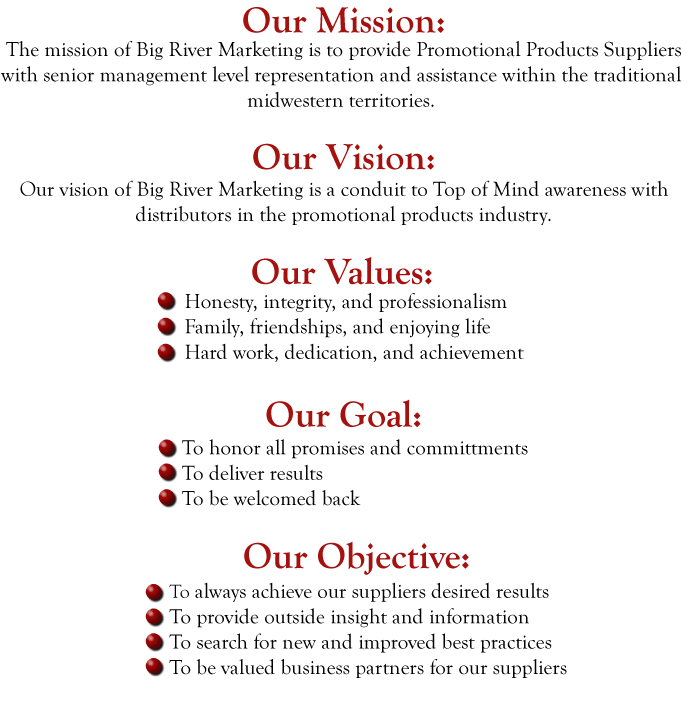 Marketing Agency Vision Statement