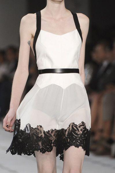Jason Wu, Spring 2013 #nyfw #runway #details