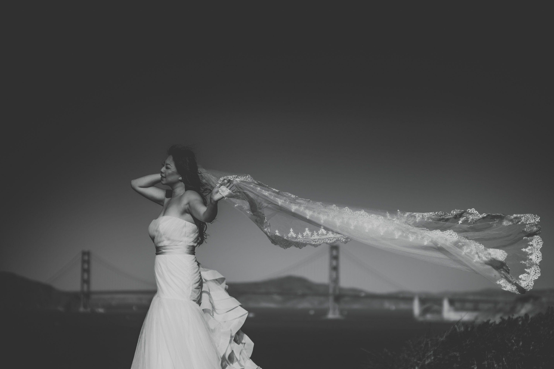 Bridal Shoot San Francisco - Alexandre Kauder Photographe International de Mariage Prestige, Luxe & Destination