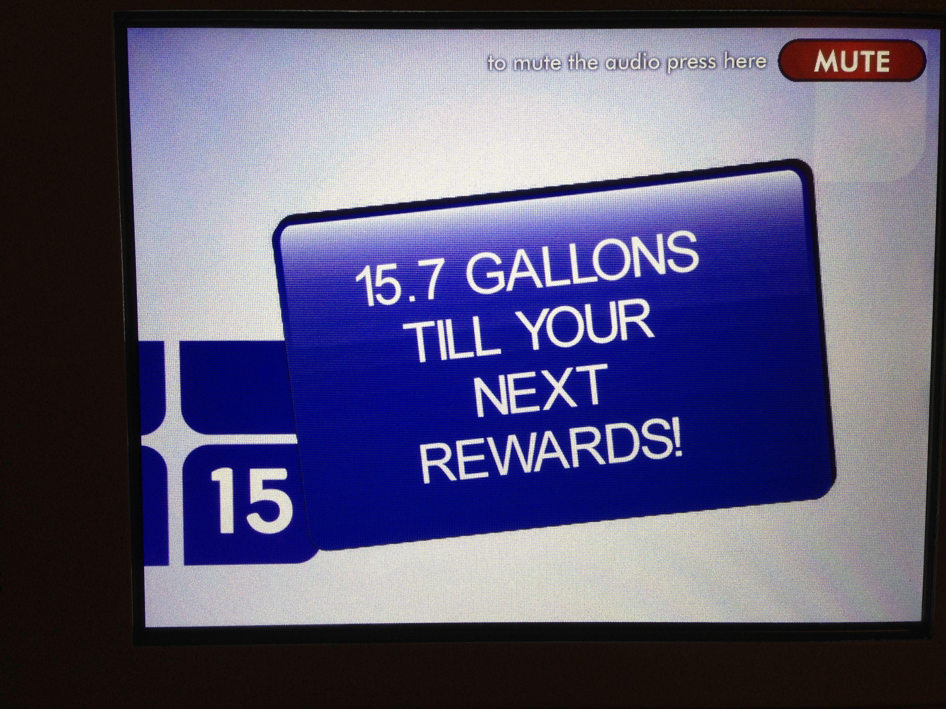 irving rewards card messaging - Irving Rewards Card