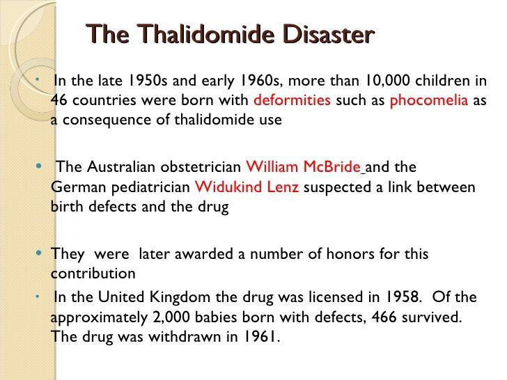 thalidomide - Google Search