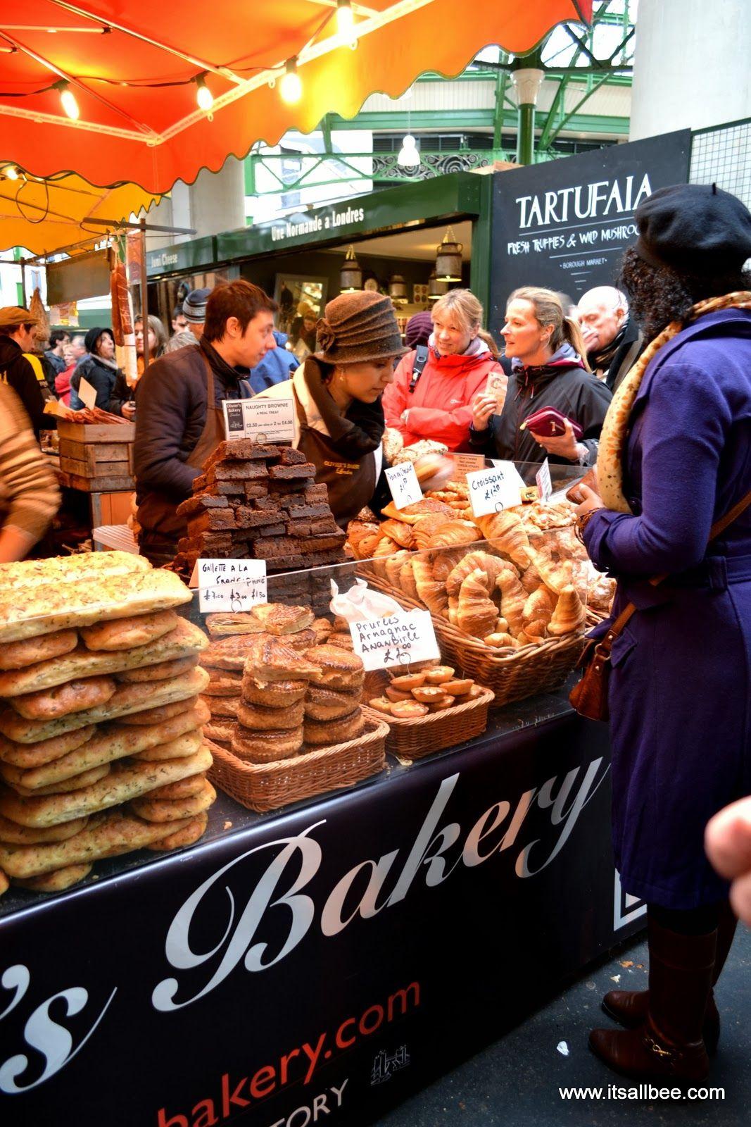 Borough market guide exploring london through food