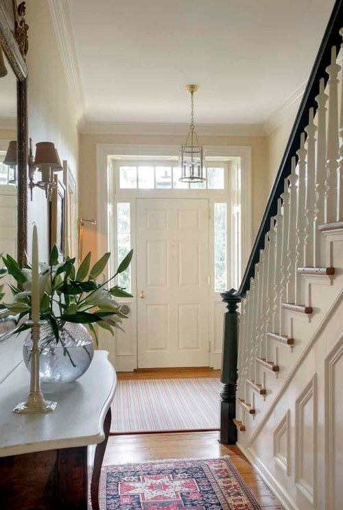 Old House Foyer : Home decor i m lovin now part one traditional foyers