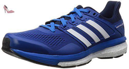 adidas Supernova Glide 8 Chaussures de Course Homme Bleu 42 EU
