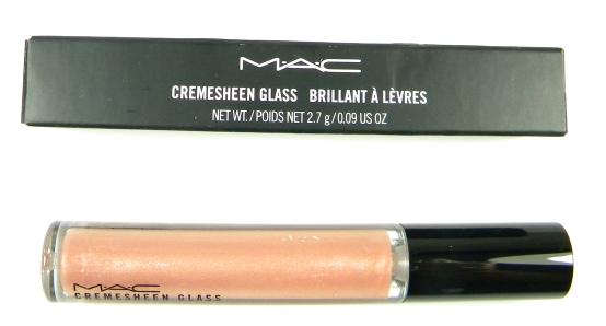 Mac Lip Gloss Cremesheen Glass - Nectarsweet
