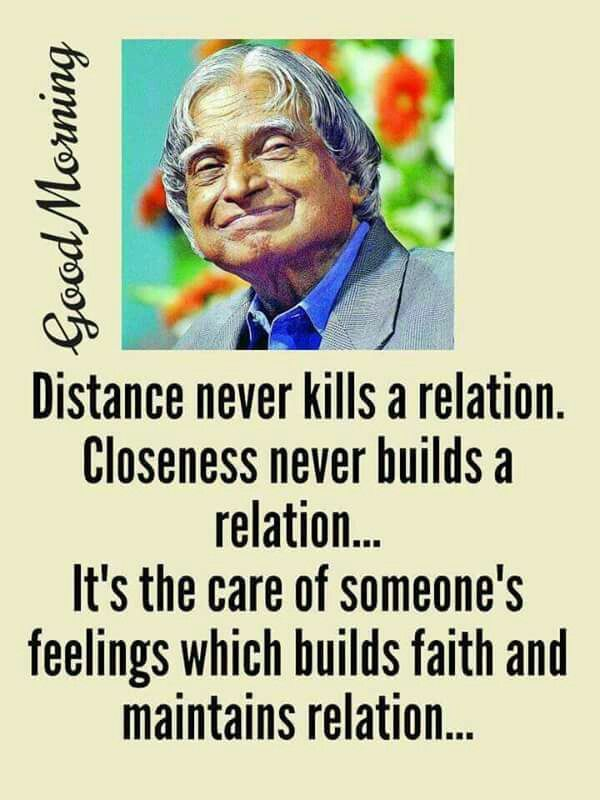 Dr Apj Abdul Kalam Pinterest Good Morning