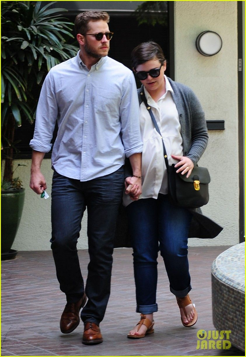 Goodwin ginnifer look of the day