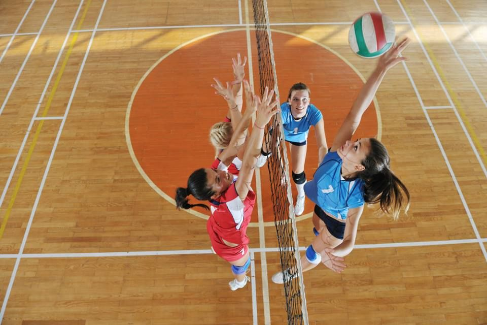Volleyball is one of the healthiest sports you can play