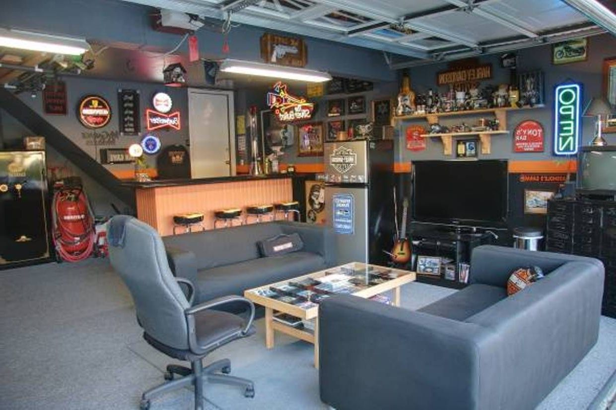 Image result for motorcycle garage | Motorcycle Garage | Pinterest ...