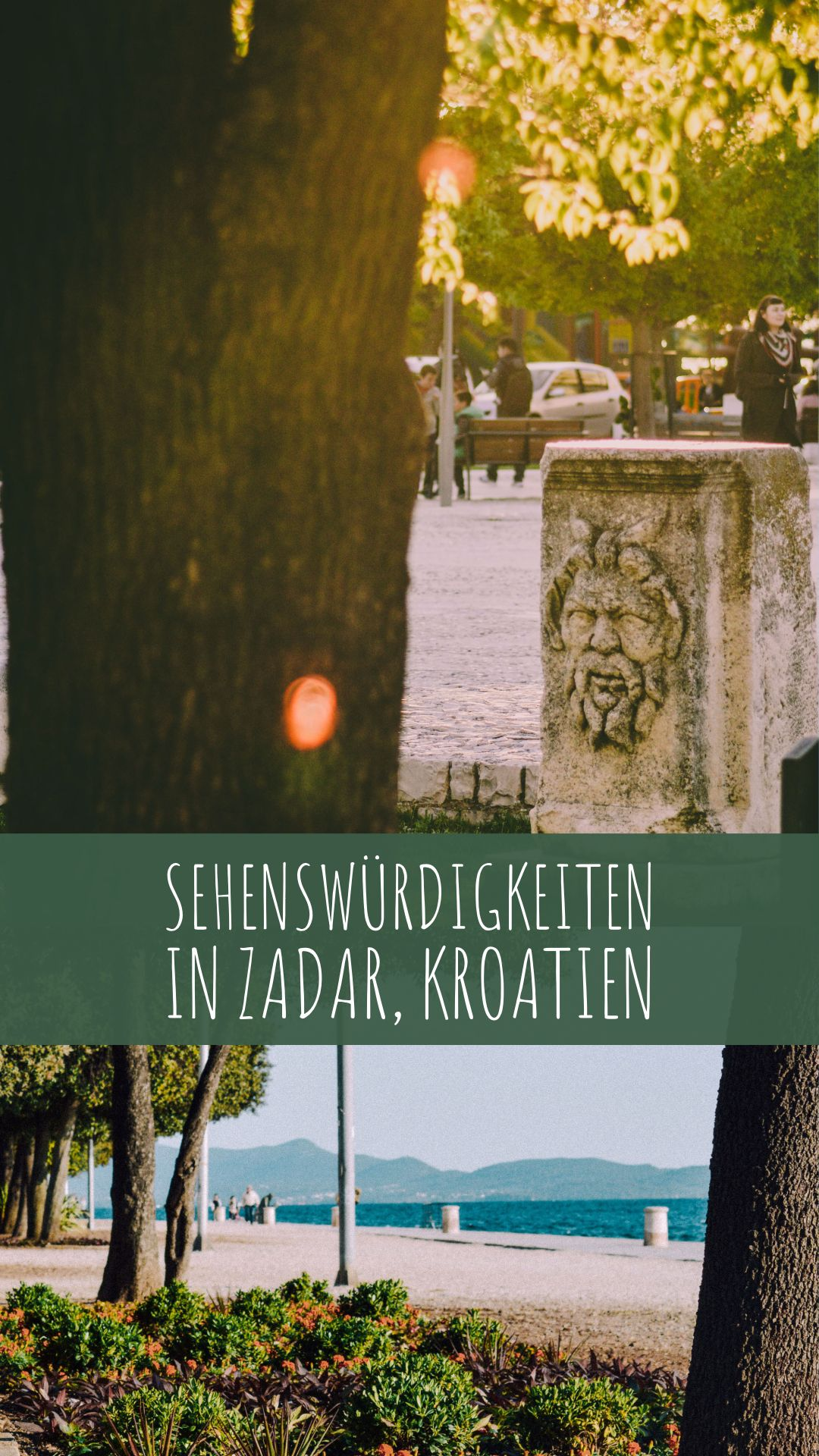 Praktische Tipps Fur Deinen Stadtetrip Nach Zadar Sophias Welt Zadar Kroatien Kreuzfahrt