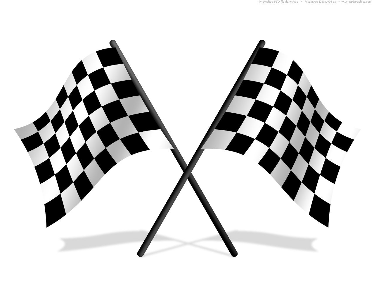 Pic Checker Flag Logojpg