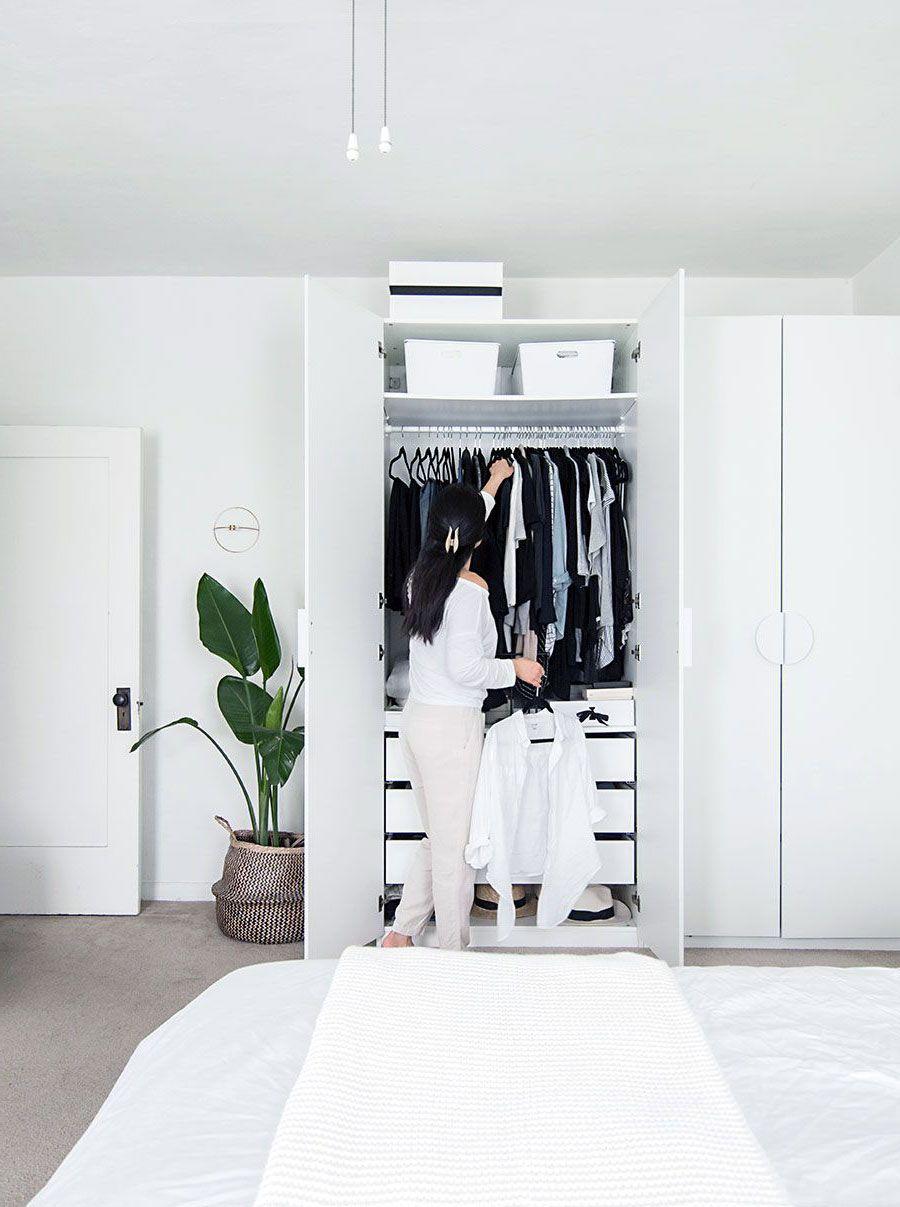 26 Awesome Scandinavian Bedroom Wardrobe Ideas In 2020 Scandinavian Interior Bedroom Bedroom Interior Scandinavian Bedroom