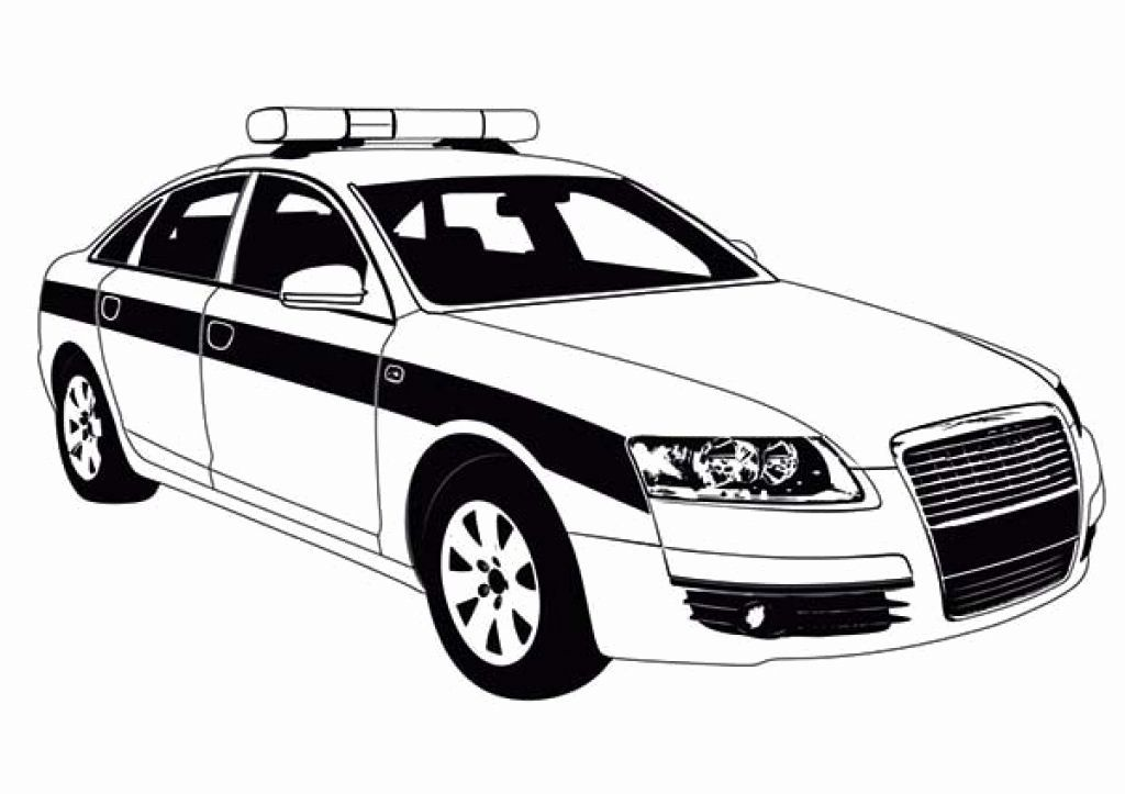 Police Car Coloring Page Awesome Police Car Patrol Picture To Color For Kids Police Cars Cars Coloring Pages Police