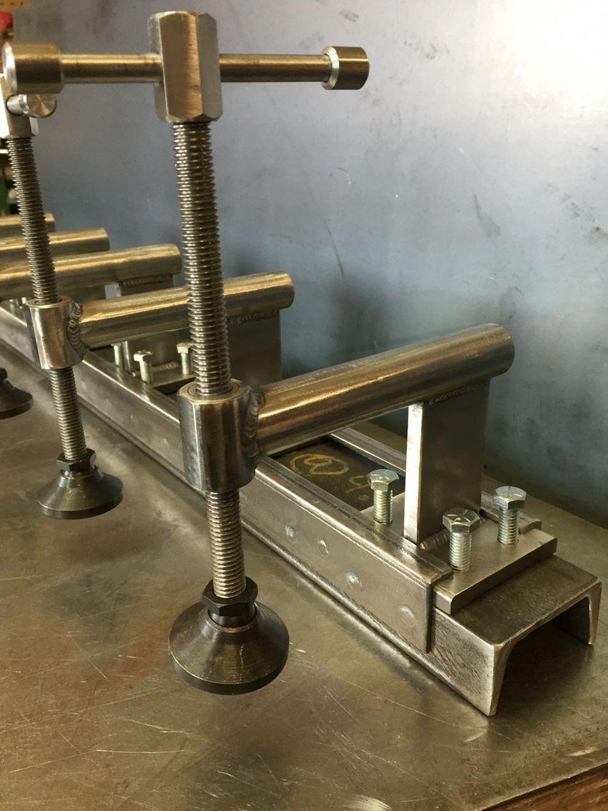 Welding Table Plans Weldingtable Decor Industriel Projets Metalliques Outils Maison
