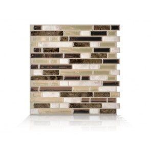 Peel And Stick Backsplash Shop Smart Tiles Vinyl Wall Tiles Wall Tiles