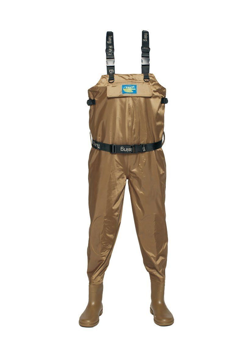 Fly Fishing Waders Breathable Crosswater Chest Waders Hunting Waders For Men Fishing Bib Pants With Boots