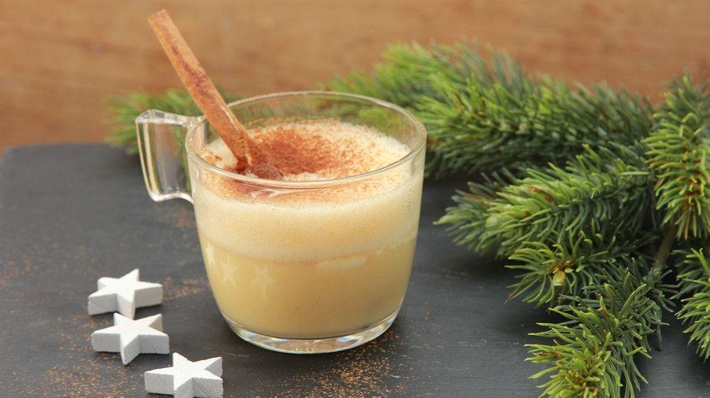 Eierpunsch: Rezept wie vom Weihnachtsmarkt   BR.de