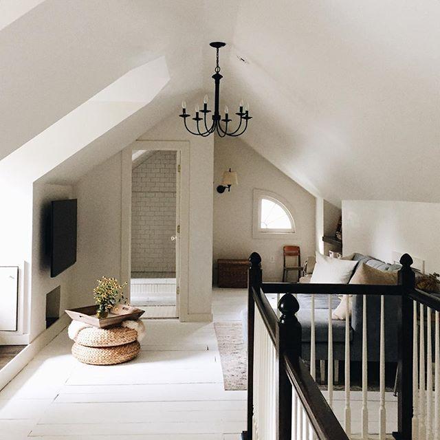 mama watters attic New home Pinterest Attic, Lofts and Attic ideas