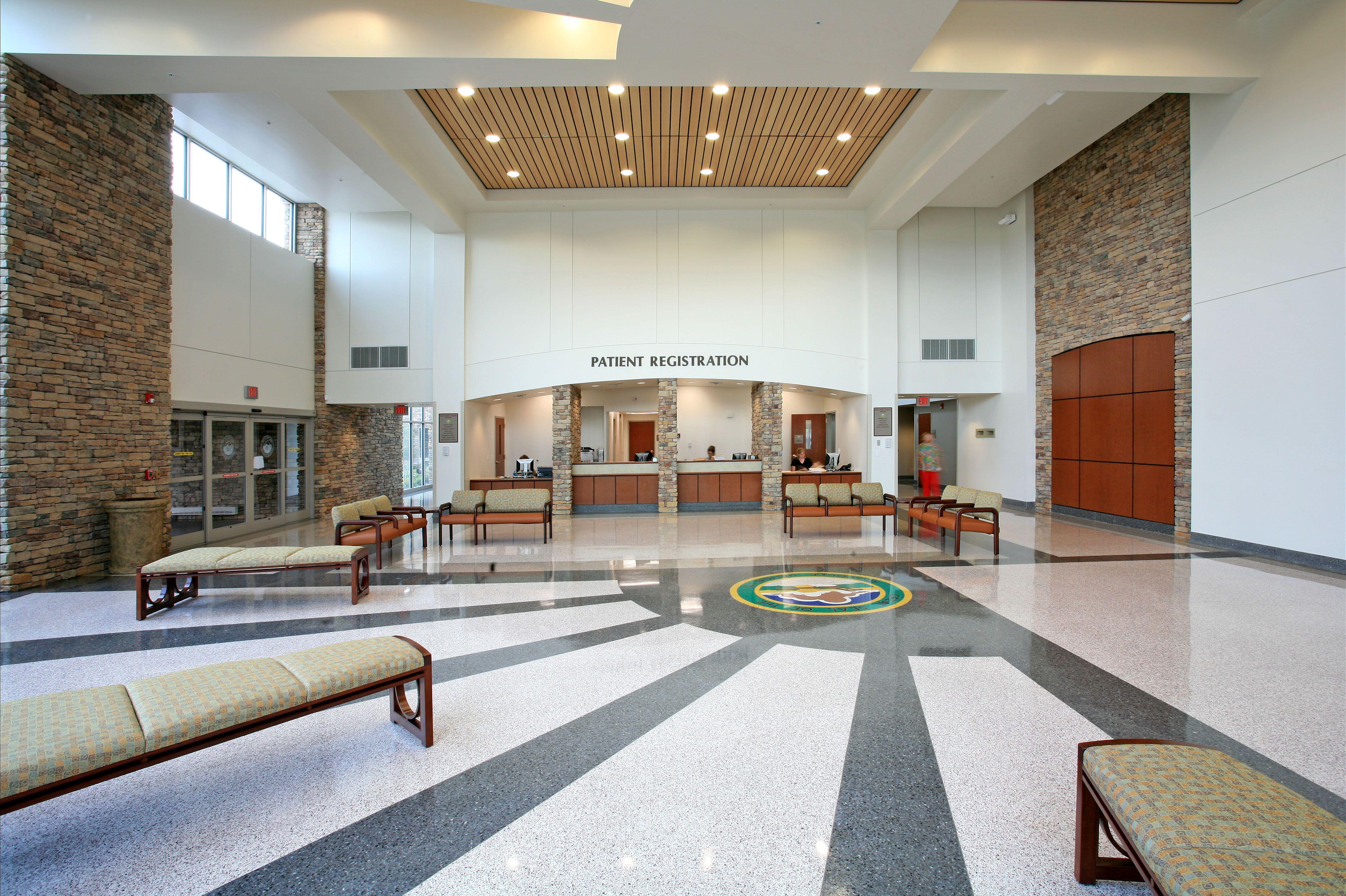 Muscogee (Creek) Nation Koweta Indian Health Facility