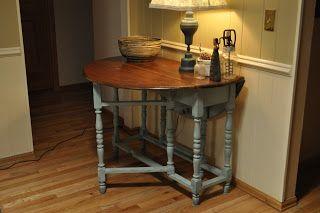 Grandma S Gate Leg Table Vintage Drop Leaf Table Drop Leaf