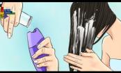Mettete del SALE nello SHAMPOO PRIMA DI LAVARVI I CAPELLI. Risolve uno dei più gravi problemi dei capelli!