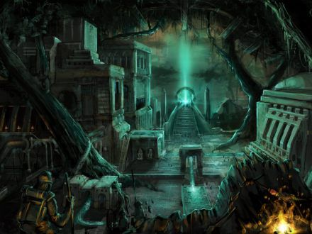 The Lost City of Atlantis and Plato's myth were probably ...