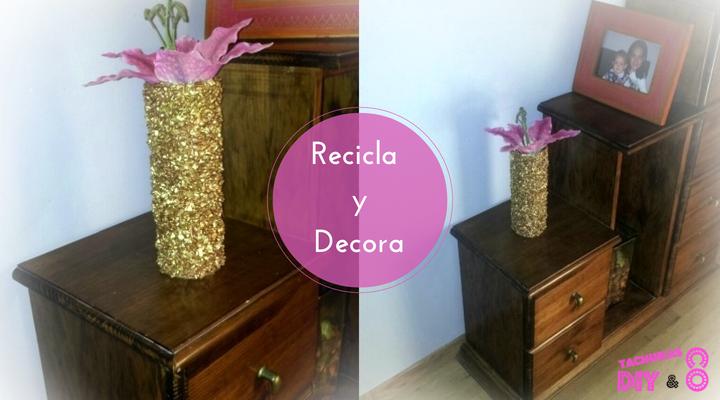 Diy recicla y decora con botes de patatas pringles diy - Recicla y decora ...