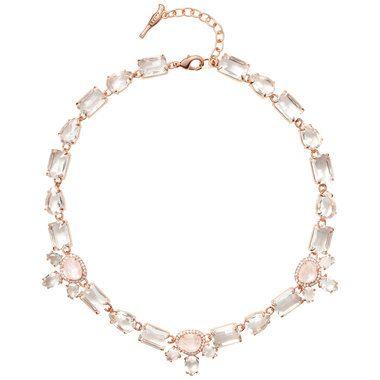 La Vie en Rose Collar Necklace - shop my online boutique here: www.chloeandisabel.com/boutique/adrienne49