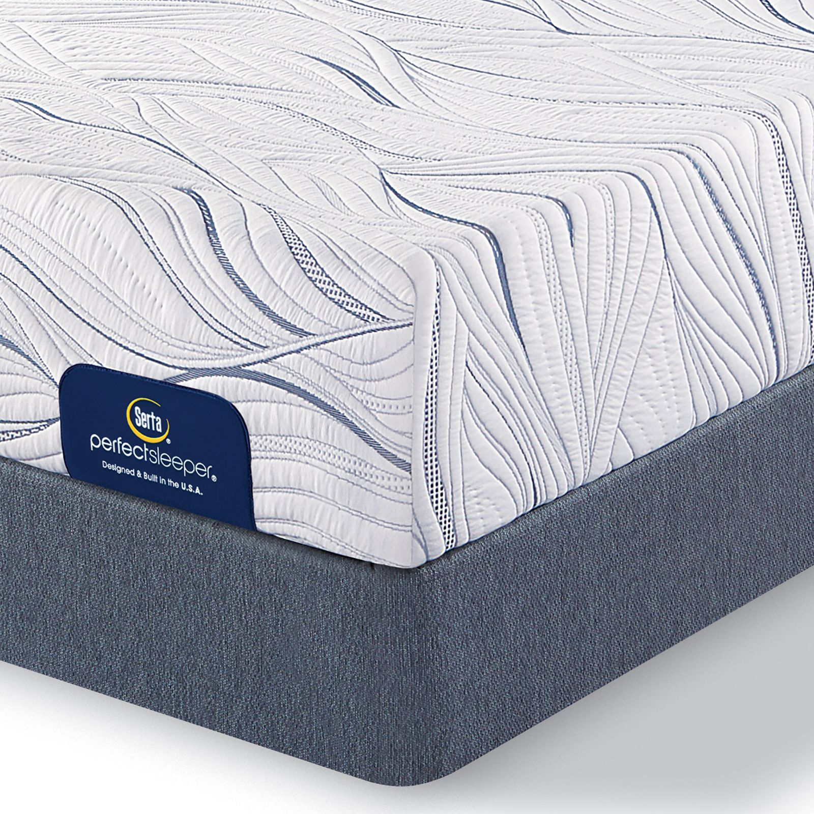 perfect foam memory mattress lovely inch awesome serta gel of top pillow sleeper