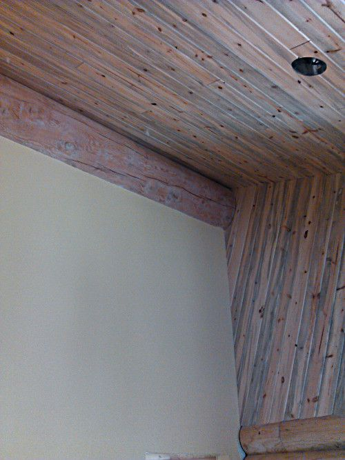 Blue Stain Pine Tongue Amp Groove Alpine Lumber Building