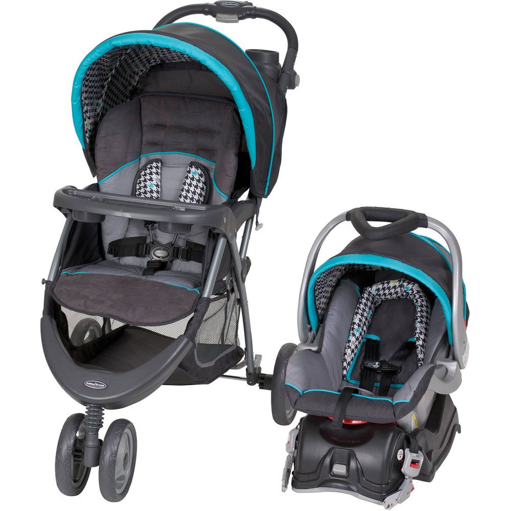 Baby Trend Expedition EZ Ride 5 Travel System Car Seat Stroller ...