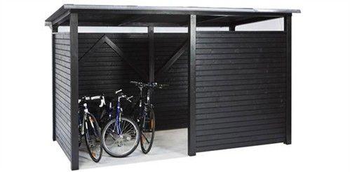 cykelskur   Garden   Pinterest   Gårdhave, Udendørs og Udeliv