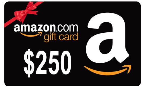 Win A 250 Gift Card Amazon Gift Card Free Win Gift Card Amazon Gift Cards