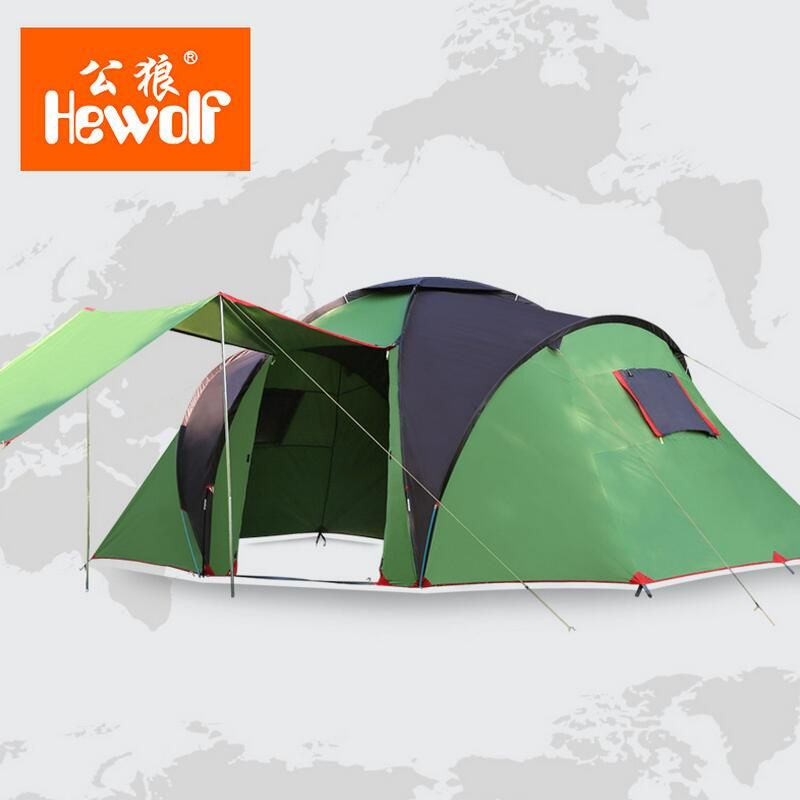 Cheap tent accessories Buy Quality tent fishing directly from China tent outdoors Suppliers Large c&ing tent outdoor c&ing tent family person sun ... & Large camping tent outdoor camping tent family 4-6 person sun ...