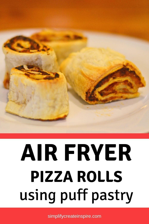Air Fryer Pizza Rolls Recipe Pizza rolls, Food recipes